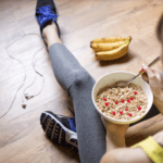 nutritious diet can improve physical performance