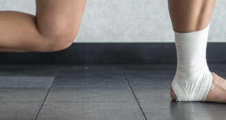 Stomp Out Ankle Pain