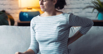 Living With Chronic Back Pain? Try These 5 Tips